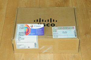 *Brand New* Cisco PWR-4330-AC Power Module for ISR4330 Series Router 6MthWty