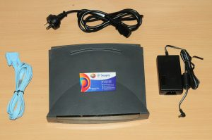 Cisco CISCO828 4-Port SHDSL Router with Power Adapter 6MthWty Tax Invoice