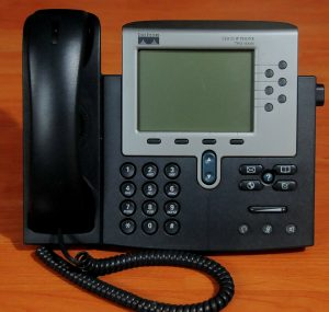Cisco CP-7961G VOIP Phone SIP/ SCCP loaded  CCNA CCNP 6MonthWtyTaxInv
