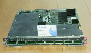 Cisco WS-X6908-10G-2T 8 Port 10GE Module w/ WS-F6K-DFC4-E Card  6MthWty TaxInv