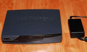 Cisco 877-K9 ADSL2+ VPN Fully Upgraded 256MB/54MB Ram/Flash 6month Wty Qty Avail