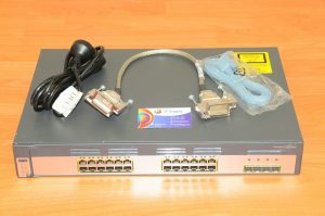 Cisco WS-C3750G-24TS-S SWITCH w/ 24 10/100/1000 + 4 SFP STACKABLE 6MthWtyTaxInv