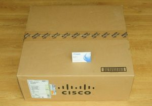 *Brand New* Cisco C9300-24UX-A 24 Port UPoE Switch 6MthWty TaxInv