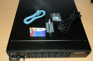 Cisco ISR4351-AX/K9 AX Bundle w/ APP and Security License 6MthWty TaxInv