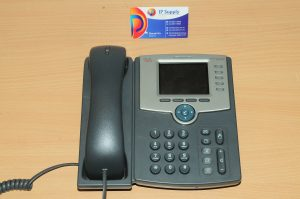 Cisco SPA525G2 5-Line IP VoIP Telephone PoE w/ Colour Display 6MthWty TaxInv