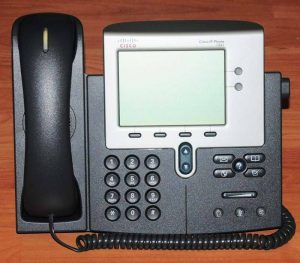 Cisco CP-7941G Unified 7941 7900 Series IP Phone  6MthWty TaxInv