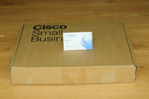 *New* Cisco SPA504G 4-line Unified VoIP IP Phone PoE 6MthWty TaxInv