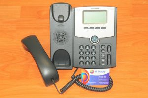 CISCO SPA504G 4-LINE IP VoIP PHONE WITH DISPLAY, PoE AND PC PORT 6MthWty TaxInv