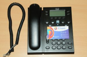Cisco CP-6941-CL-K9 Charcoal Slimline Unified VoIP IP Phone 6MthWty TaxInv