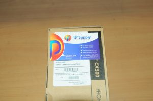 *Brand New* Polycom CX500 VoIP IP Phone Colour LGD Display 2200-44300-025 6MtWty