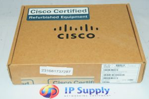 Cisco CP-6941-CL-K9-RF VoIP IP Phone Certified Refresh New Sealed 6MthWty TaxInv