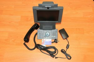 Cisco CP-7985G IP Video Conference Desk Phone W/ CP-PWR-CUBE-3 6MthWty TaxInv