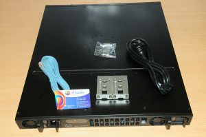 Cisco ISR4431-AX/K9 4400 Series Router AX Bundle w/ APP and Sec License 6MthWty