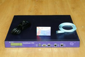 Packteer PacketShaper 1700 v7.3.0 Network Monitoring Device Specs 6MthWty TaxInv