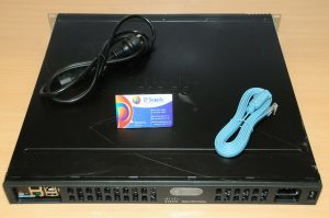 Cisco ISR4331/K9 4000 Family Integrated Service Router Fully Tested 6MthWtyTaxIn